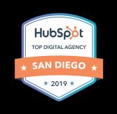 San Diego City Badge